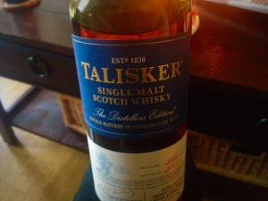 Talisker Distillers Edition_b