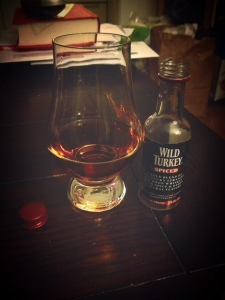 Wild Turkey Spiced Bourbon