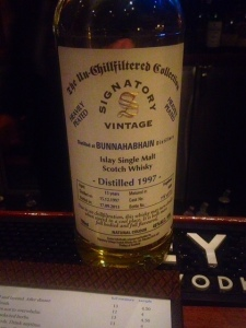 Bunnahabhain 1997 Heavily Peated