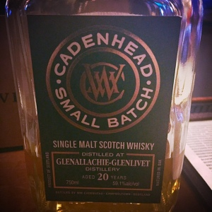 Cadenhead_Glenallachie