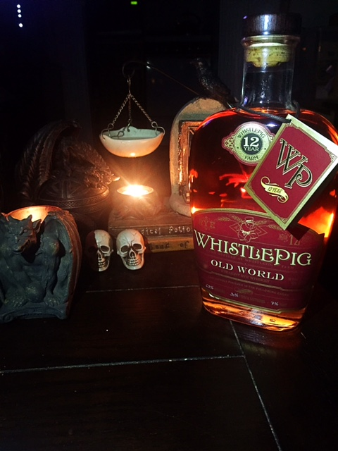 WhistlePig Rye12 Year Old World
