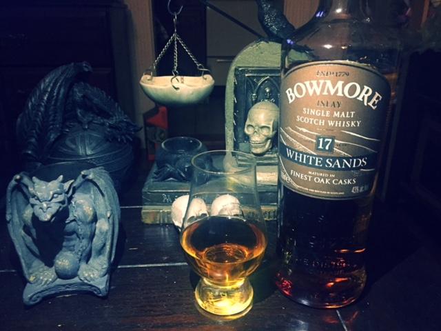 Bowmore17YOWhite Sands