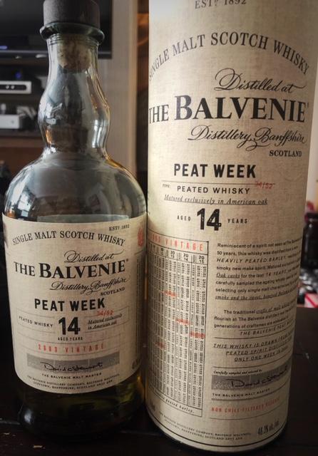 Balvenie_Peat_Week